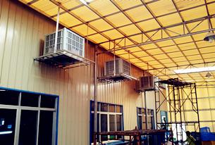 工厂定速环保空调
