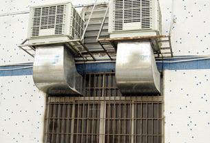 工厂变速环保空调
