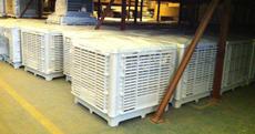 变速环保空调材质